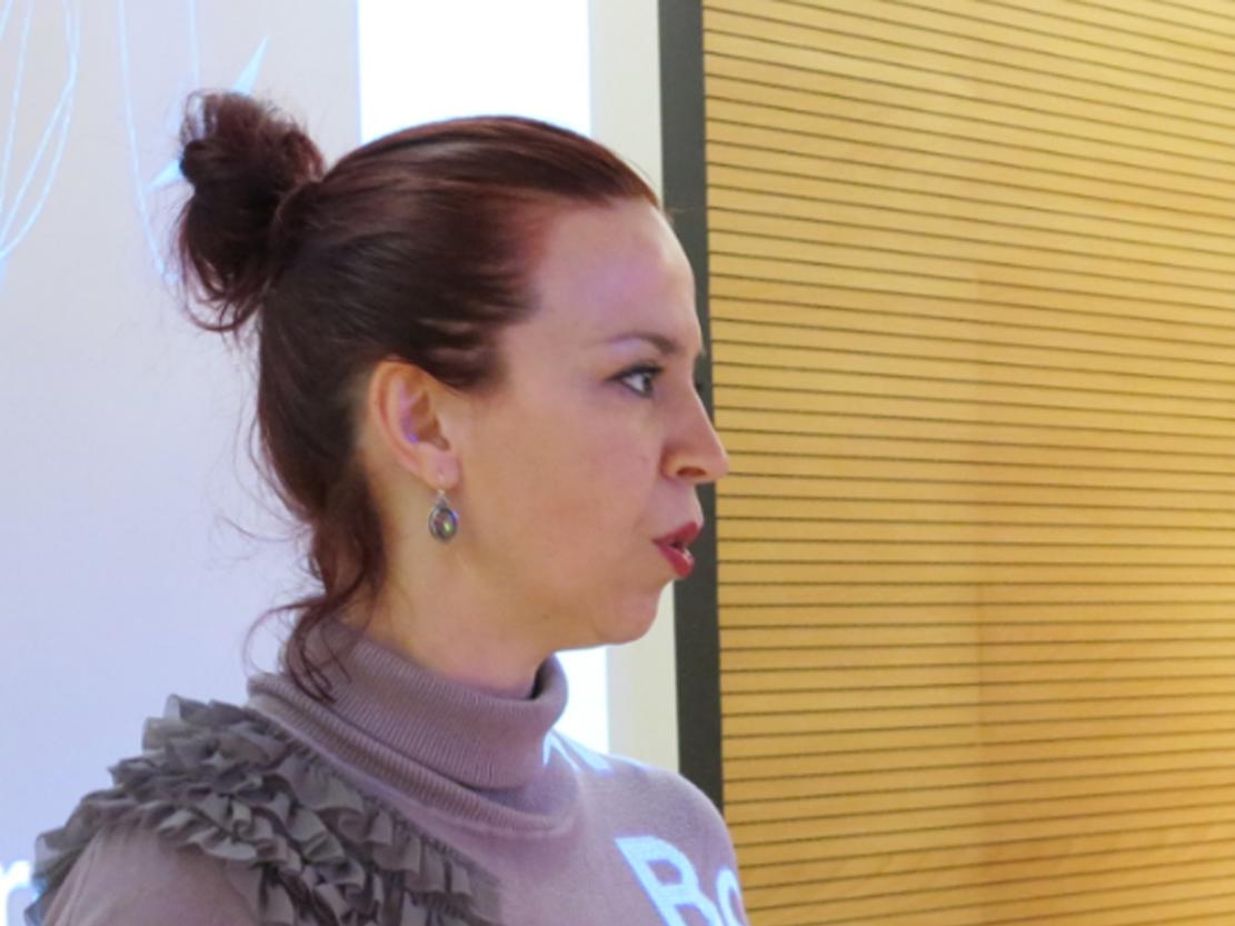 Edlira Martiri - Trainer