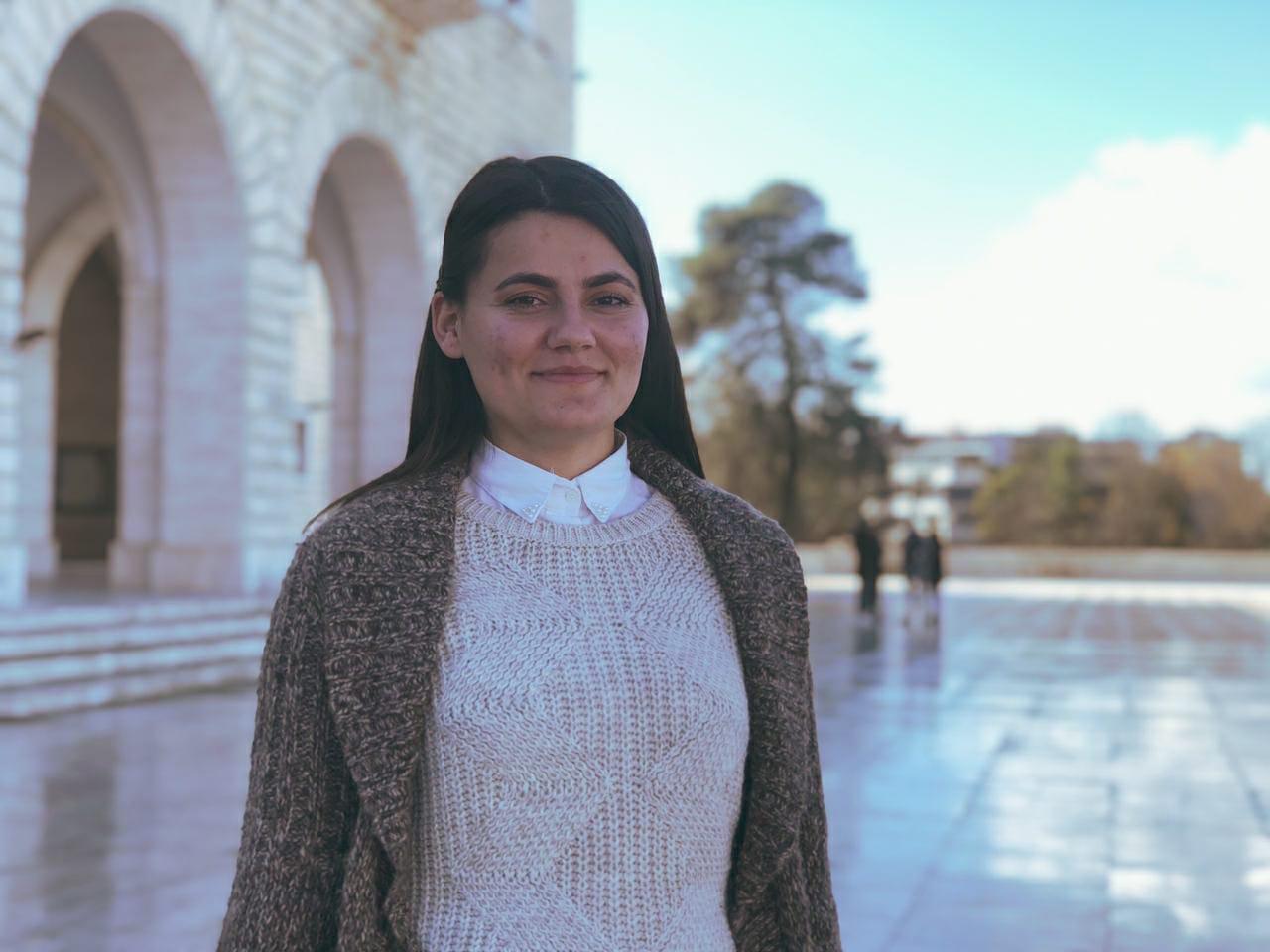 Elisa Omeri